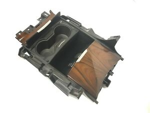 2015 2018 Cadillac Escalade Center Console Cup Holder Assembly New Oem