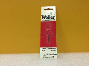 Weller Ep101 lot Of 19 1 64 38mm Replacement Soldering Tip New