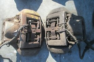 Porsche 944 924 Front Left Right Pair Brake Calipers Oem Factory