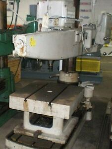 Radial Drill 4 x 9 Cinti bickford No Super Service 100 2000 Rpm 4 Mt 23055