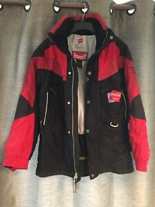 Marker Small Official Coca Cola Jacket 2002 Salt Lake City Utah Winter Olympics