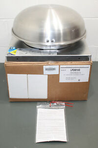 Soler Palau 8 Exhaust Fan Lpd081as Centrifugal Roof Mounted 115v