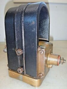 Associated Brass Magneto 4 Bolt Serial No 130114 For Hit And Miss Old Gas Engine