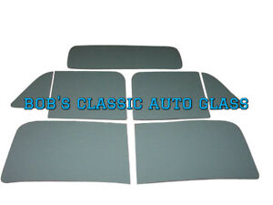 1948 1960 Willys Truck Windows Classic Vintage Auto Glass New Pickup Hot Rod
