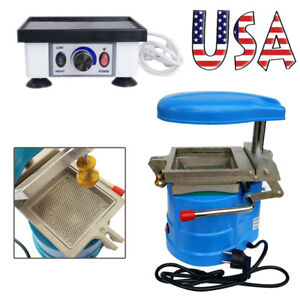 Dental Lab Power Vacuum Forming Molding Former Machine 120w Vibrator Oscillator