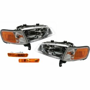 Auto Light Kit New Right And Left Lh Rh For Honda Accord 1994 1995