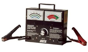 Electronic Specialties Inc 710 500 Amp Carbon Pile Load Tester