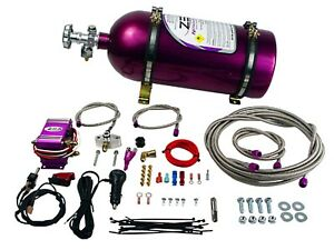 Zex 82034 Efi Wet Nitrous Oxide System Kit Fits 2005 2010 Ford Mustang