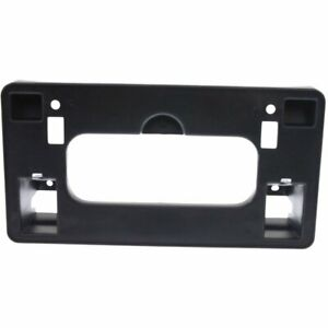 License Plate Bracket New Front 4dr For Honda Civic 06 08 Ho1068110 71145snaa00