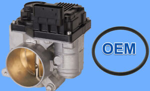 Fuel Injection Throttle Body Actuator Acdelco Replaces Oem 12589308 Expedited