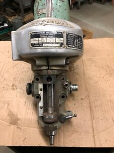 Bridgeport Milling Machine M Head
