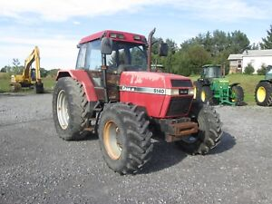 Case 5140 Used Farm Tractor Loader 2wd 4x4 Rear 3pt Hitch Pto