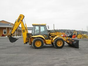 Jcb 215s Used Farm Tractor Loader Backhoe