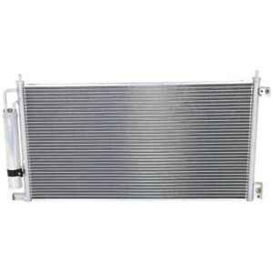 Ac Condenser For 2003 2007 Honda Accord Coupe With Receiver Drier 80110sdpa61