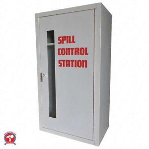 Cabinet Metal Single Spill Control Station 4453 3r
