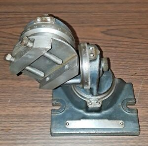 Rockwell Univise Universal Compound Angle Vise Machinist Grinding Fixture 24 902