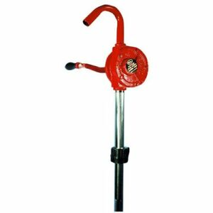 K Tool International Kti 72200 Hand Rotary Style Barrel Pump fit 15 30 And 55