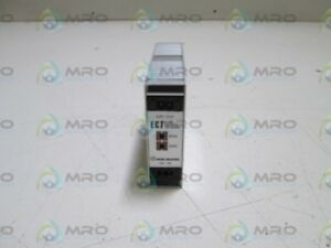 Moore Ect 0 3 3aac 4 20ma 12 42dc din Signal Isolator Converter used