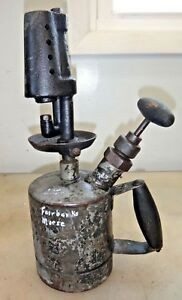 Starting Torch Fairbanks Morse Y Semi Diesel Hit And Miss Old Oil Engine Fm