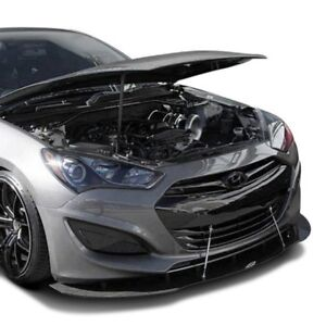 For Hyundai Genesis Coupe 2013 2016 Apr Performance Front Wind Splitter W Rods