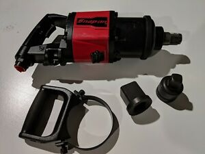 Snap On 1 Drive Impact Wrench Pt1800a Used Lightly Tested And Works Great