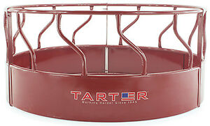 Tarter Gate Co Llc Round Bale Feeder Heavy duty 3 pc Rfm