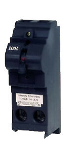 Siemens Industry Inc Murray 200a Double Pole Circuit Breaker Mpd2200