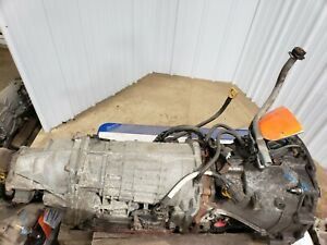 2004 Subaru Forester Non Turbo Automatic Transmission Assembly 212 180 Miles
