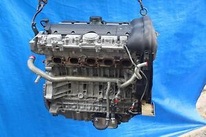 2001 Volvo S60 2 4l 2 Engine Motor Block Assembly Complete 128k