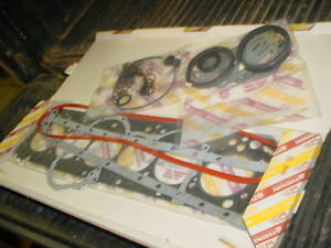Nos Fiat Allis Iveco 8065 Engine Overhaul Gasket Set take A Look