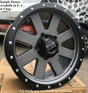 4 New 18 Wheels Rims For Ford F 350 2015 2016 2017 2018 Super Duty 1014