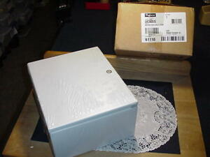 Hoffman Lhc302515 Infp Box Tap 4 Hinged Cover New In Box