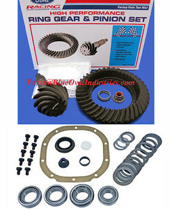 1986 2014 Mustang Ford Racing 8 8 4 10 Ring Pinion Gears W Installation Kit