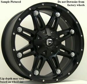 4 New 17 Wheels Rims For 2005 2006 2007 2008 2009 2010 2011 2012 Frontier 2146