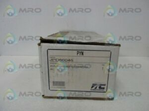 Pyle National Jpd86046 Connector Plug New In Box