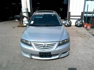 Driver Left Headlight With Fog Lamps Station Wgn Fits 04 05 Mazda 6 535807