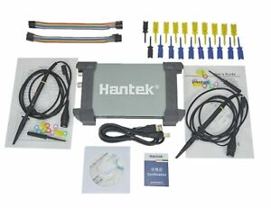 Hantek 6022bl Pc Based Usb Digital Portable Oscilloscope 16 Chs Logic