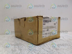 Siemens Sitrans Lr400 Pbd 51035222 Long Horn Dust Cover factory Sealed