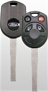 Ford 2011 4 Button Remote Head Key 0ucd6000022 80 Bit Top Quality Usa Seller