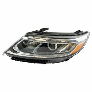 Hid Headlight Lamp Assembly Lh Left Driver Side For 14 15 Kia Sorento New