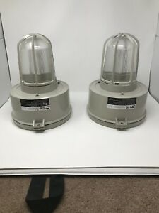 2 Crouse Hinds Industrial Explosion Proof Lighting Vmvs 150 120 lx Fixture