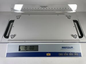 New Befour Mx202 Neonatal Pediatric Infant Baby Scale 45 Lb 20 Kg Heavy Duty