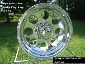 4 New 18 Wheels Rims For Ford F 250 2015 2016 2017 2018 Super Duty 1024