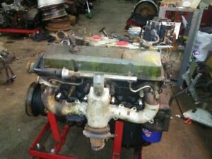 5 7l Vin 8 Engine For 82 84 Chevrolet Corvette