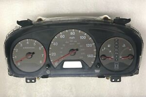 2000 2002 Honda Accord Speedometer Gauge Cluster Coupe At 3 0l V6 78100 S80 A160