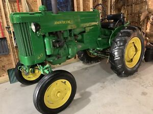 John Deere Model 40 s For Sale