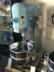 Hobart H600 60 Quarts Commercial Dough Mixer 1 5 Hp Bakery Restaurant Equipment