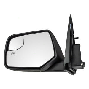New Drivers Power Side Mirror Heated Blind Spot Glass Escape Mariner