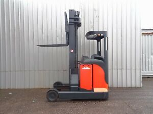 Linde R20s Used Electric Reach Forklift Truck 2305