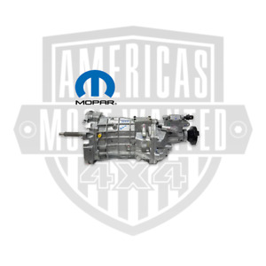 Mopar Tremec Tr 6060 Transmission 6 speed Rwd Manual Transmission